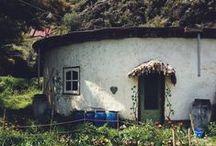 Handmade houses / by Moon to Moon