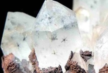 Crystals and stones / by Moon to Moon