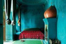 Moroccan Interior Design / by Moon to Moon