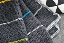 crocheting / by Cindy Shutts Owens