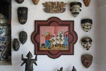 African Inspiration / A continent of stunning design, interiors and Art / by Moon to Moon
