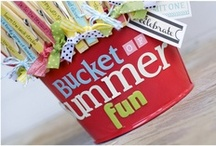 Summer bucket list / by Amy Barton