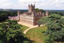 Downton-Highclere Castle / by Hollandaise