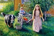 ➸❤Art by Robert Duncan ✿ / Robert Duncan Art, Prints and Posters Collection ➸❤   / by ✨ Irena Ka ✨