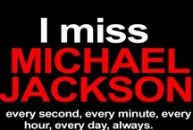 MICHAEL JACKSON / by Amina: Life-Long Learner at I Love Me University