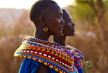 African Adornment / by Amina: Life-Long Learner at I Love Me University