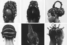 Beauty Inspiration:  MOTHER LAND HAIR: THE ORIGINAL INNOVATORS / Haute Couture African Hairstyles! / by Amina: Life-Long Learner at I Love Me University