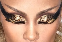 Beauty Inspiration:  Brows and Eyes / by Amina: Life-Long Learner at I Love Me University