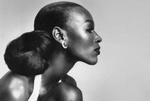 Beauty Inspiration:  African Diasopra Made-Up / by Amina: Life-Long Learner at I Love Me University