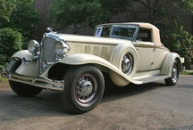Antique cars / by Peggy Norfleet