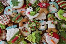 Christmas Cookies / by Debbi Groeler