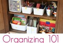 My Organizing Addiction / by Gwen Morrow