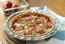 Baking With Tomatoes  / Tomatoes are one of the most versatile and loved ingredients.  / by Pyrex