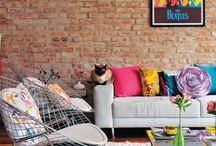 Living room / by Ruchika Pal