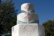 WEDDING CAKES / BEAUTIFUL CAKES FOR YOUR VERY IMPORTANT DAY ! / by JANICE COOMES