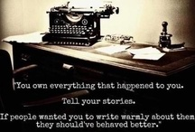 A Writer's Journey / Go ahead.  Underestimate me. / by Susanne Thompson