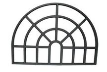 Round Top Frames and Borrowed Lites / Frames with arches or round tops. / by Karpen Steel Custom Doors & Frames