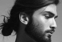 Long Hair & Beard / by Luciana Tapiero