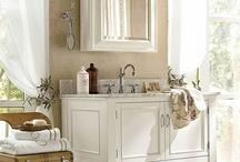 bathroom style / by Helen Christiansen