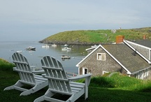 shingle sided coastal homes / by Helen Christiansen