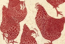 Little Red Hen / Hens, roosters and the friends they have made... / by Michelle Palmer