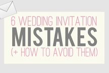 Wedding Prettiness / Inspiring wedding ideas. I hope they come in handy PROFESSIONALLY soon! / by Miss Nemo