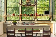 Inspirational Interiors & Exteriors / by Leanne
