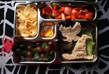 Kid Lunch Ideas / by Sarah M.