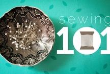 Sewing 101 / by Raechel