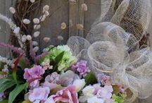 Wreaths / by Mindy Irwin
