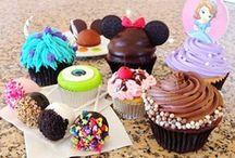 Disney - Cakes, Cupcakes, and Other Yummy Goodness / by Denise Cadle