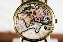 Watches / by Angela Beattie