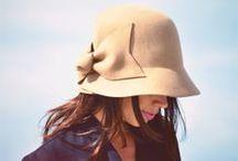 Hats / by Angela Beattie
