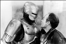 robocop / When i was wee lad under 5, 3 or w/e... they use to call the me  robocop kid.. cuz i seen the trilogy a million times as kid.. no exaggeration either... / by Daiva Channing