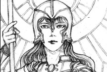 Athena / by Daiva Channing