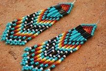 Beaded/Wired/Other Beauties / inspiration for handmade jewelry / by Wanda Mast Bills