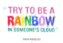 Colorful Quotes / Quotes, sayings, lyrics and inspiration for everyday creativity.  / by Crayola