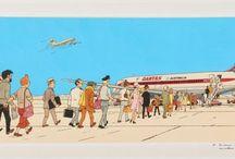 Tintin / by Mark Chidrawi