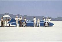 World speed records / by Mark John