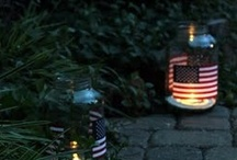Patriotic Displays / by Kim Andersen