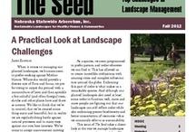 Landscape Guides / by Nebraska Statewide Arboretum