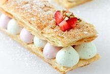 Puff pastry / by Galeteria