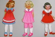 Paper Dolls / by Aleeta Lewis
