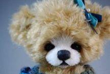 Teddy Bears / by Aleeta Lewis