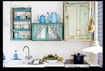 kitchens- salle à manger / by Paula Zurita