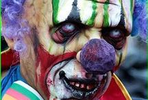 Haunt Send In The Clowns / by punkineater