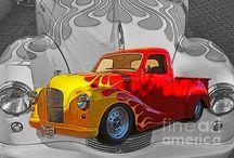 Graph X Trucks / by bill mckay