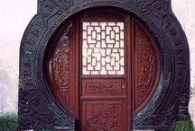 Knock Knock / Opening Moor Doors into the New Renaissance / by Michael Harrell™