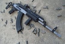 Guns / by Javare Lipscomb