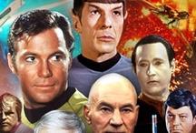 Geekery & Nerdism / ...Star Trek, and more / by Carmen Williams
